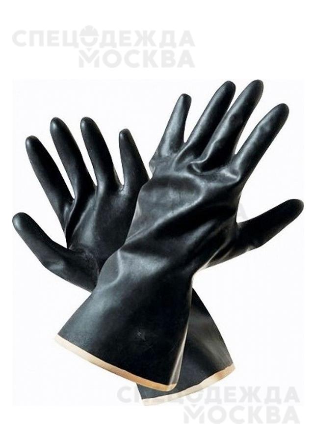 Перчатки КЩС Тип 1 (10 пар)