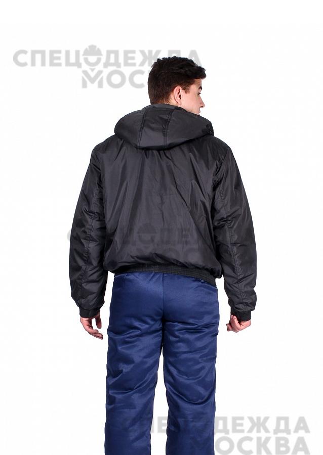 Куртка Бомбер (черный)