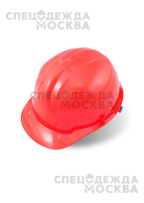 Каска строительная, красный