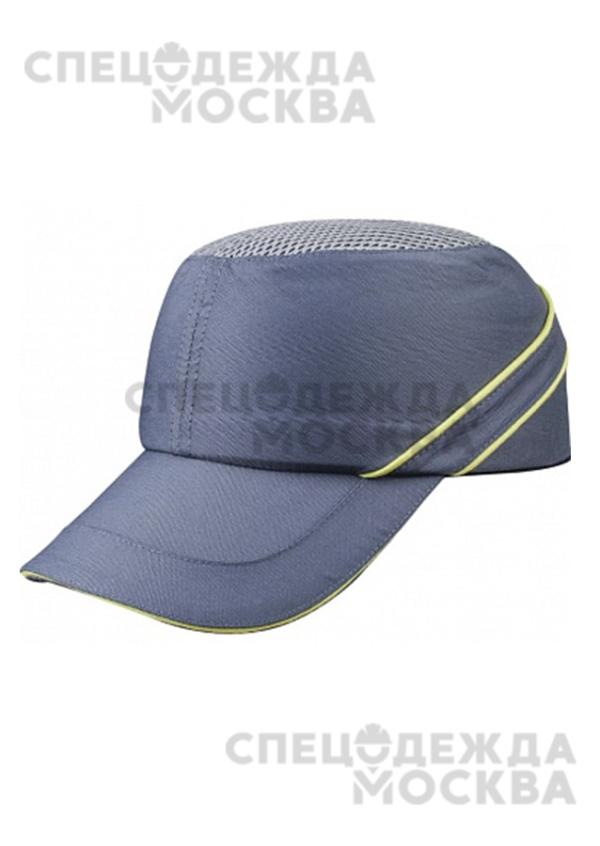 Каскетка защитная AIRCOLTAN, серый/желтый