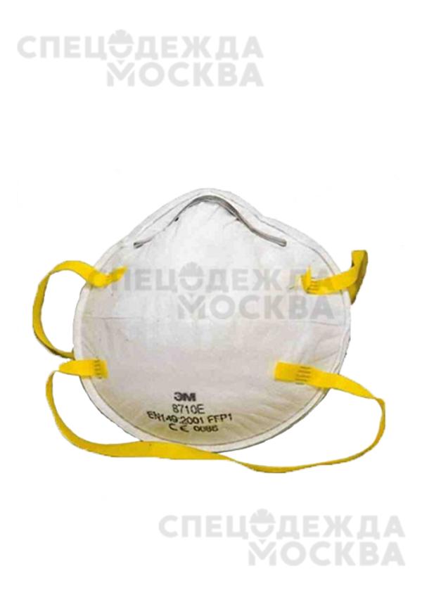 Респиратор 3М™ 8710 (FFP1) без клапана, противоаэрозольный